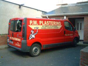 P M Plastering
