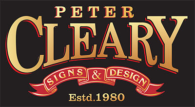 Peter Cleary Signs & Design